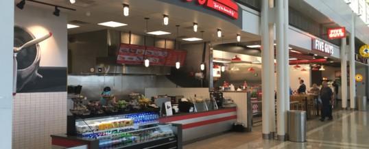 Airport Restaurant Design